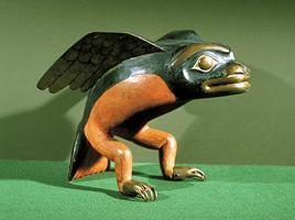 Flying Frog Headpiece
