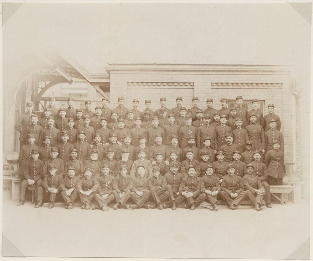 Facteurs de Toronto, vers 1882
