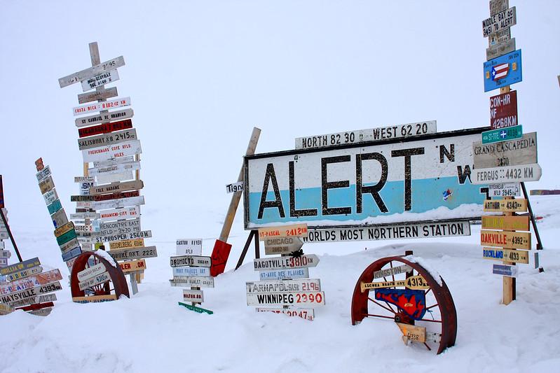 Alert, Nunavut