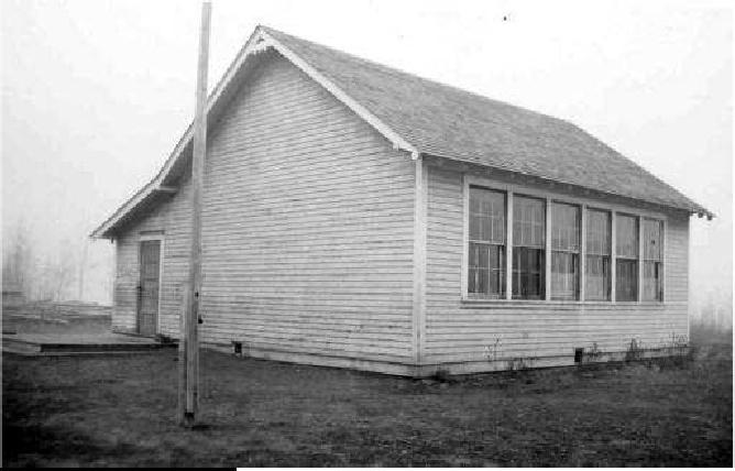 Toles School Building