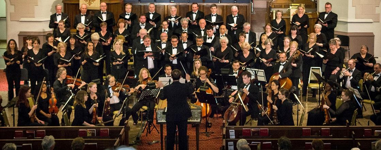 Chorale Bach Elgar