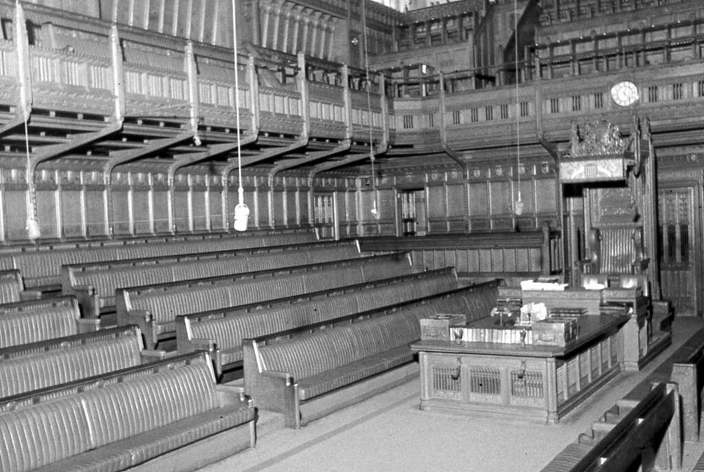 British House of Commons, 1961
