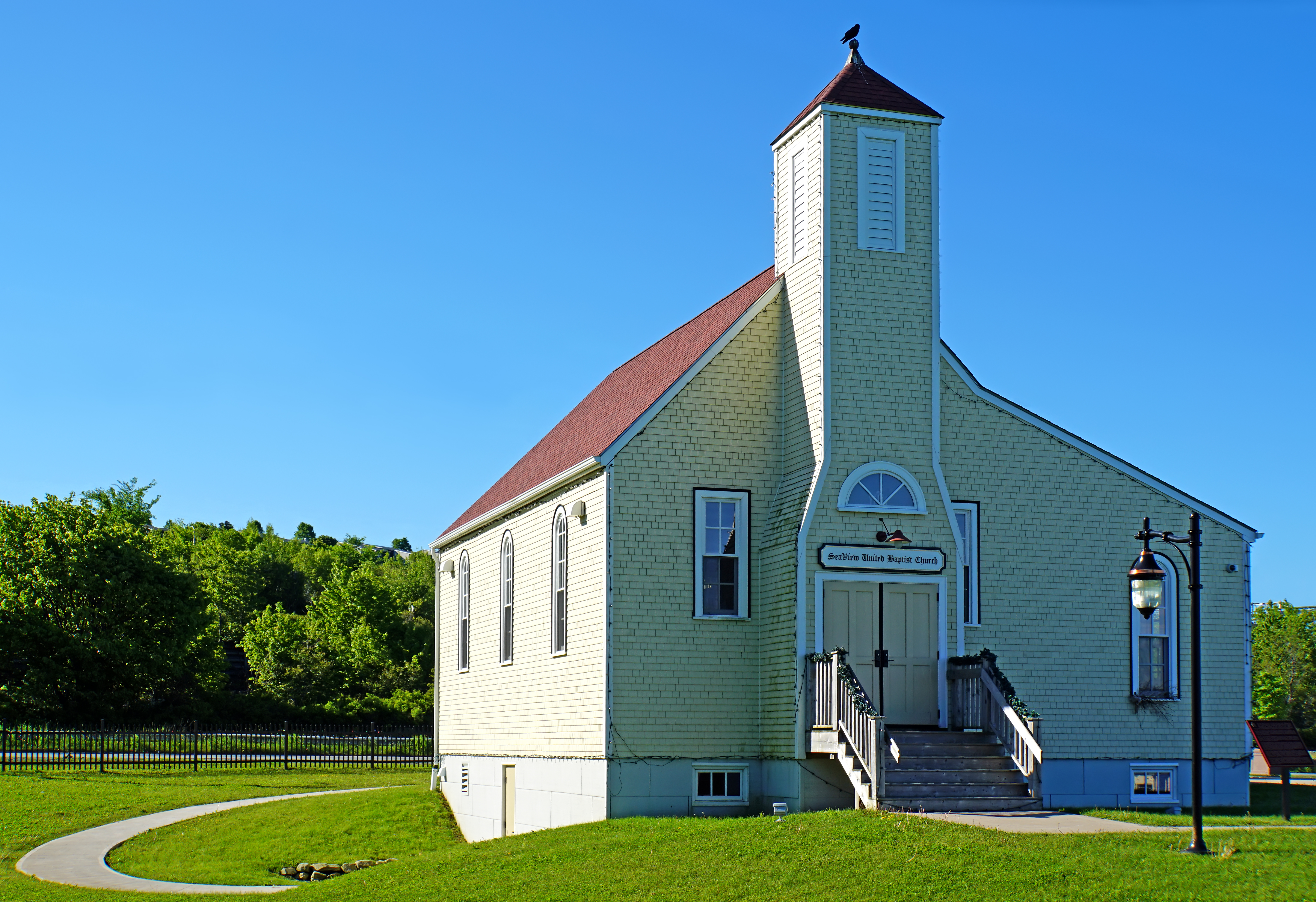 The Seaview African United Baptist Church
