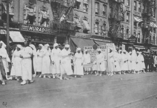 Infirmières de la Croix-Noire