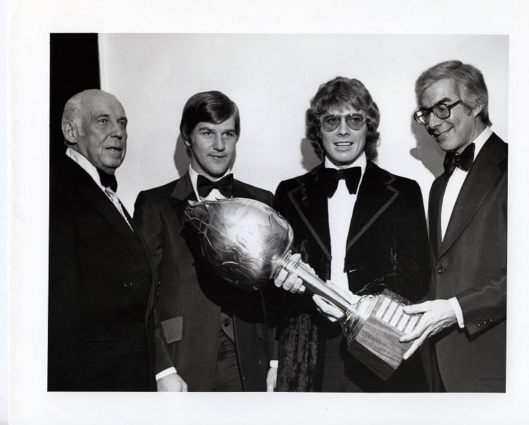 Bobby Clarke, trophée Hart 1973