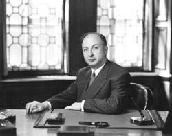Samuel Bronfman, vers 1936