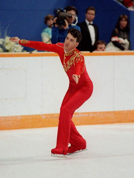 Brian Orser, 1988 Calgary Games