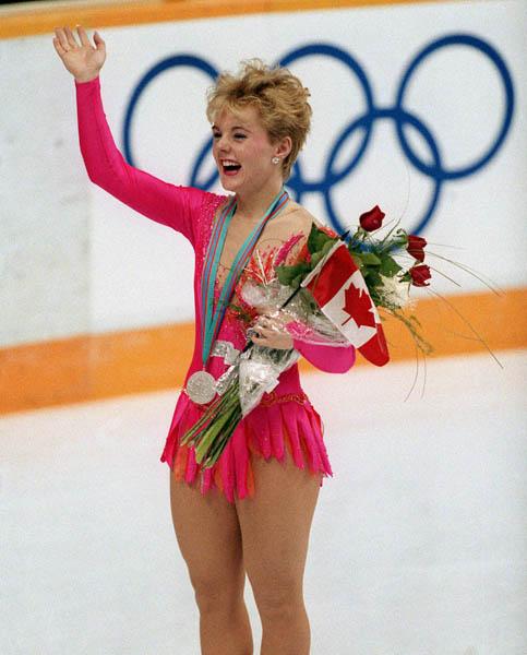 Elizabeth Manley Wins Silver, 1988 Calgary Games