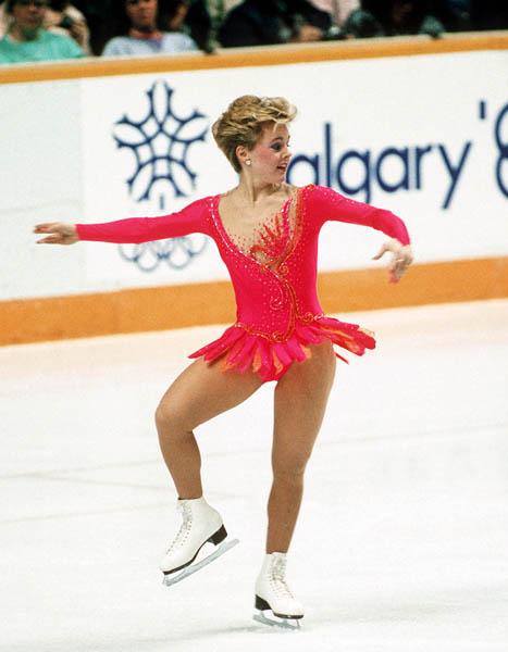 Elizabeth Manley, 1988 Calgary Games