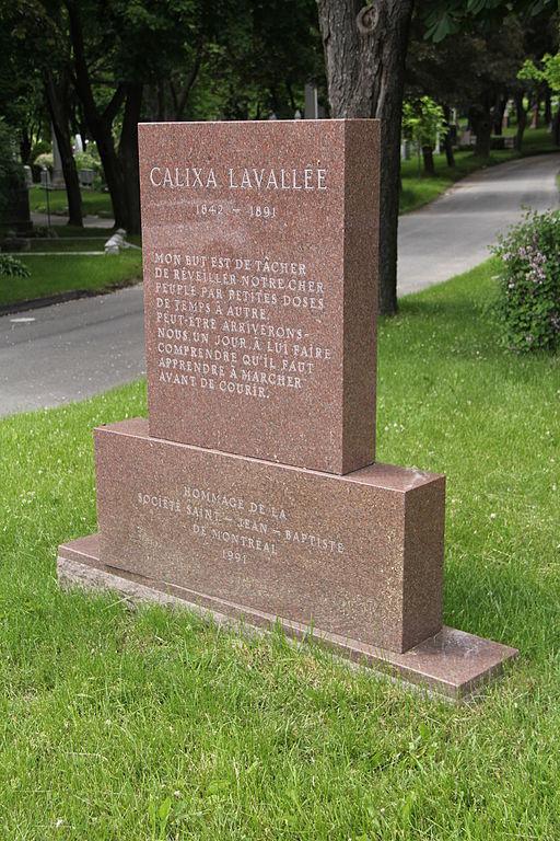 calixa-lavallees-tombstone