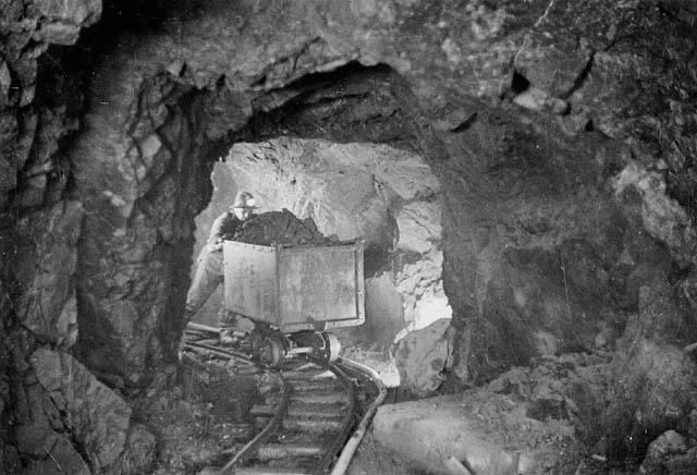 Photograph of the Eldorado Mine