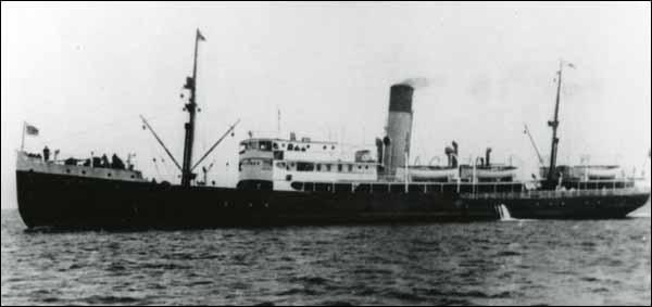 SS Caribou