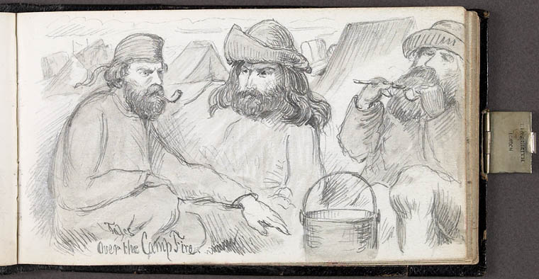 « Tales Over the Camp Fire, 1862 »