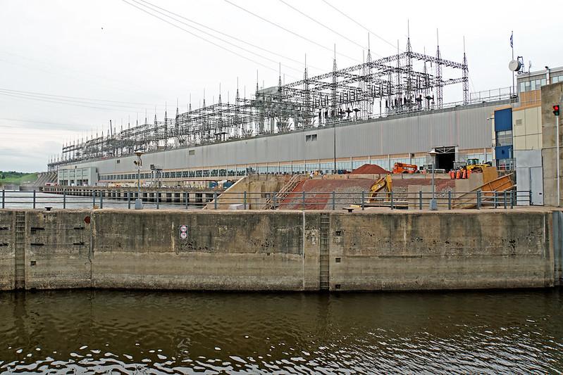 Centrale hydroélectrique de Carillon