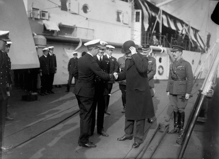 Royal Tour 1919