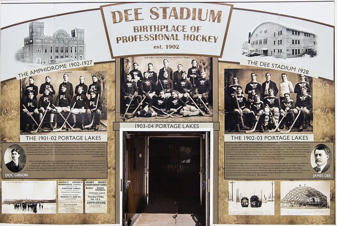 Dee Stadium, anciennement l'amphidrome de Houghton, en 2019