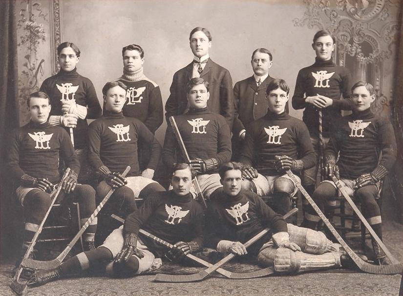 Club de hockey du lac Portage, 1904