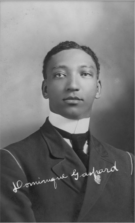 Photo of Dominique Gaspard