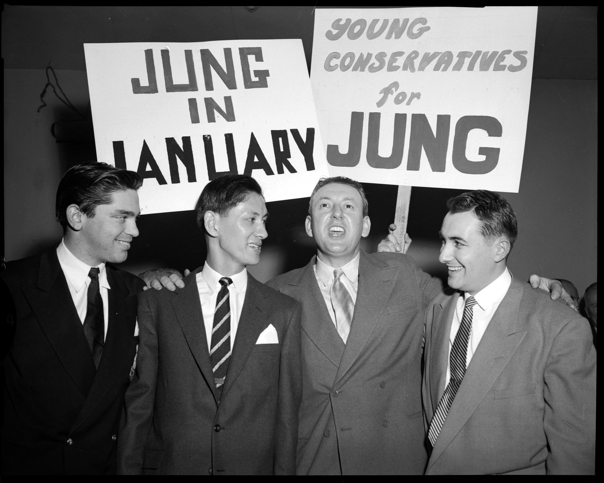 Douglas Jung campaign.