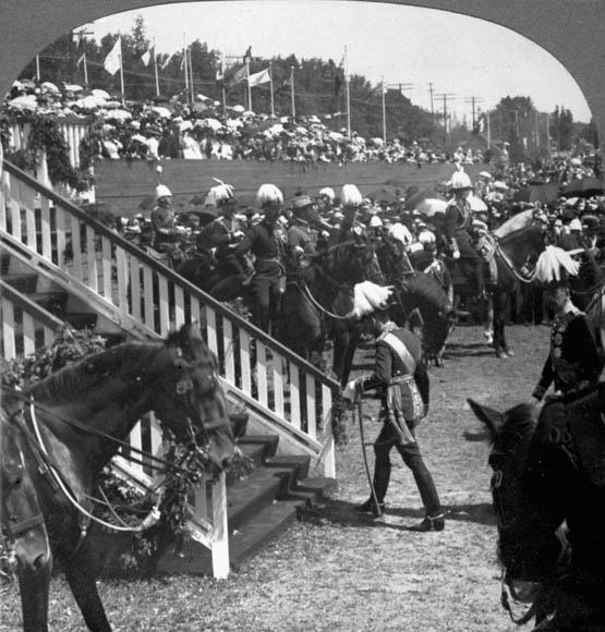 Quebec Tercentenary 1908