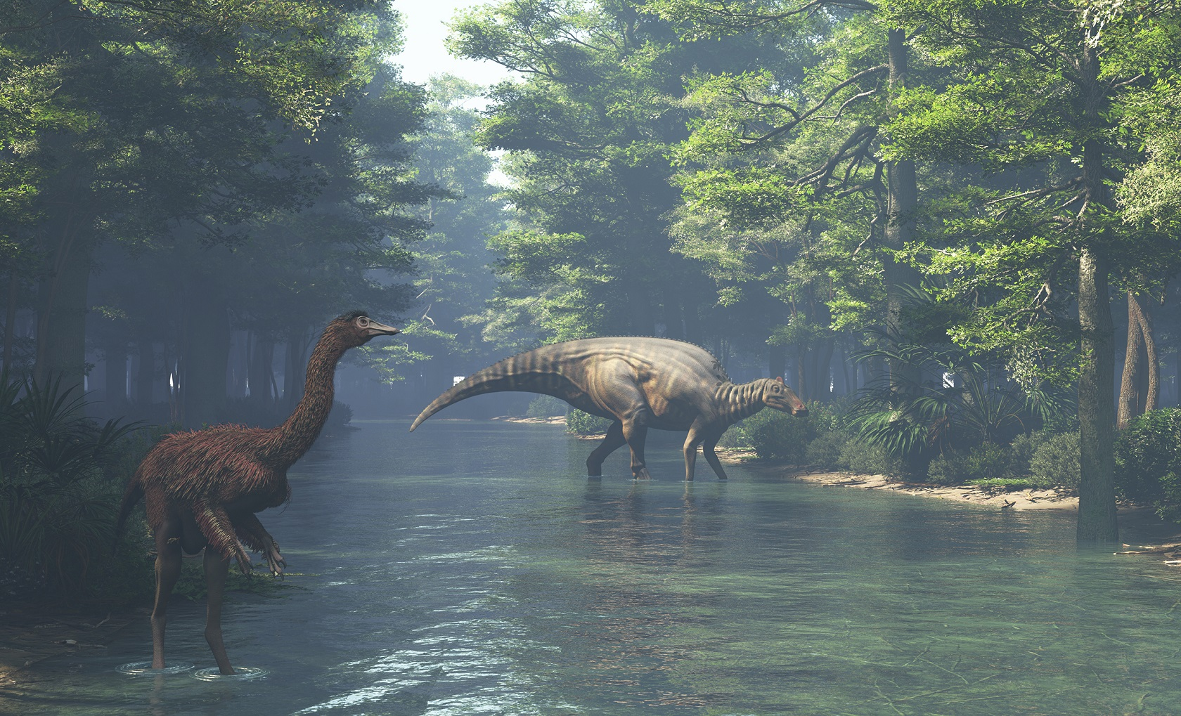 Edmontosaurus Habitat