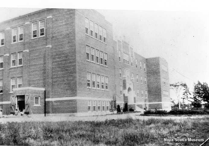 Shubenacadie Residential School, Nova Scotia