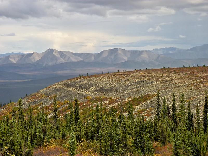 Ogilvie Mountains, Yukon