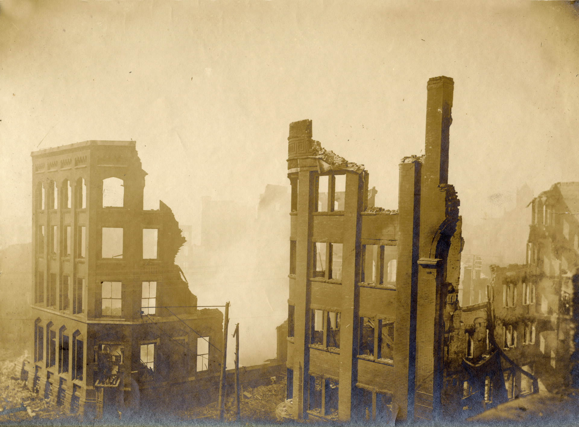 Great Fire of Toronto (1904)