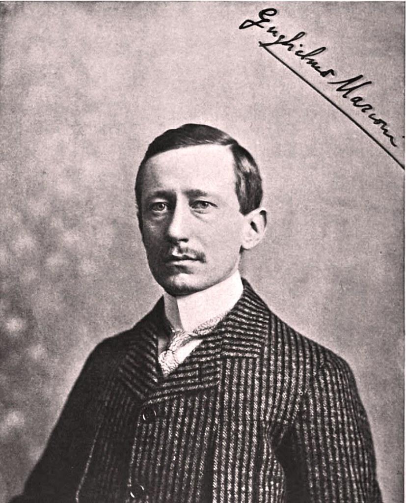 Photo de Guglielmo Marconi