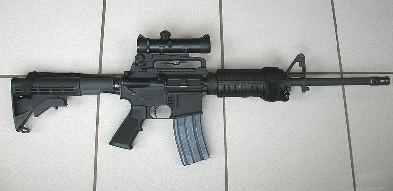 colt-ar--15-a3-tactical-carbine