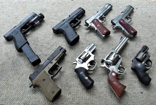Contrôle des armes à feu au Canada