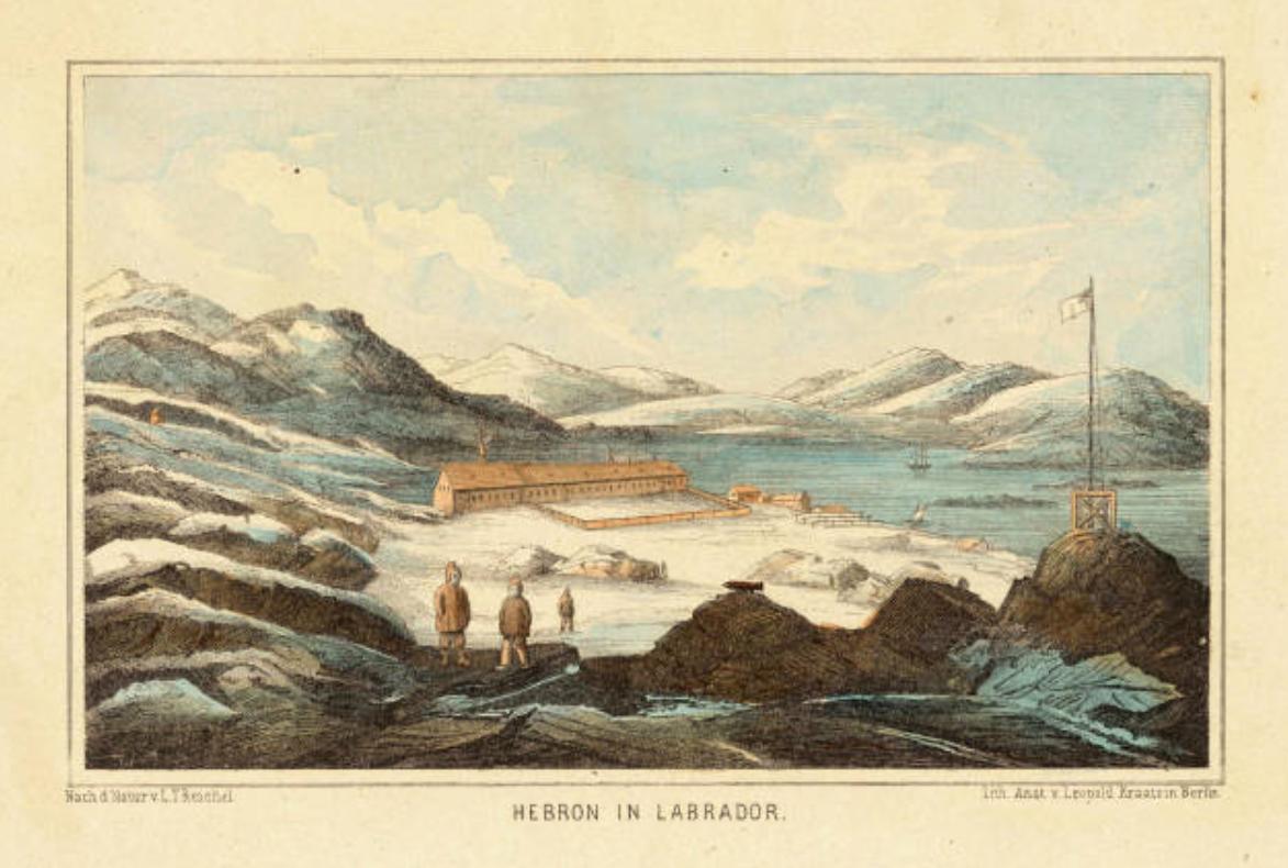 « Hebron au Labrador »