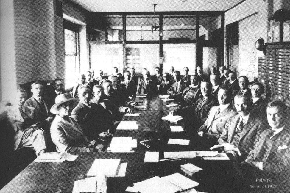 UFA Caucus, 1921