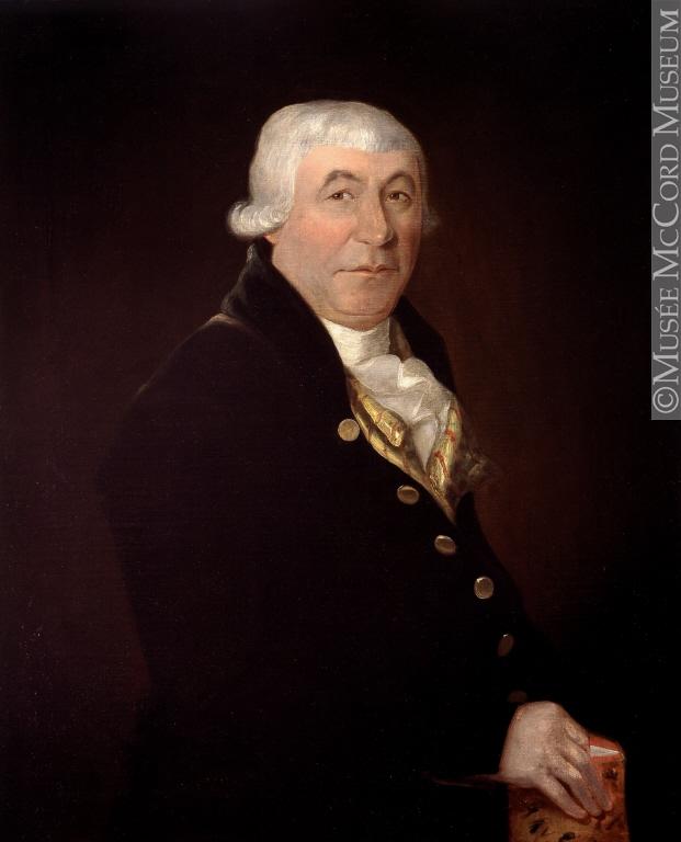 Portrait of James McGill (1744-1813)