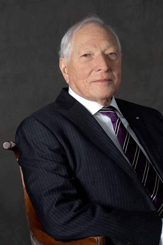 Portrait photographique de Joseph Rotman