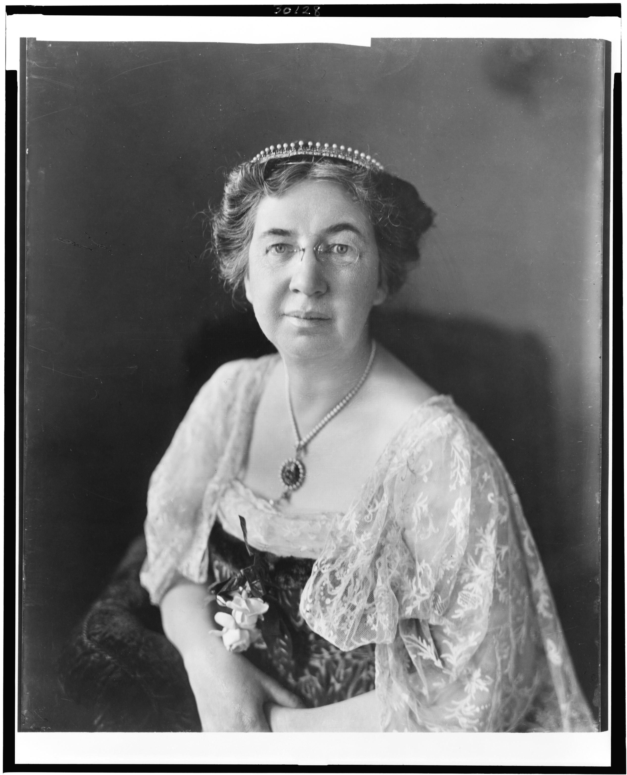 Mabel Hubbard Bell, c. 1917