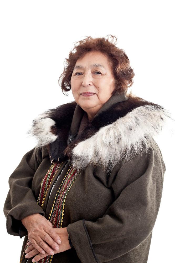 Margaret Pokiak Fenton