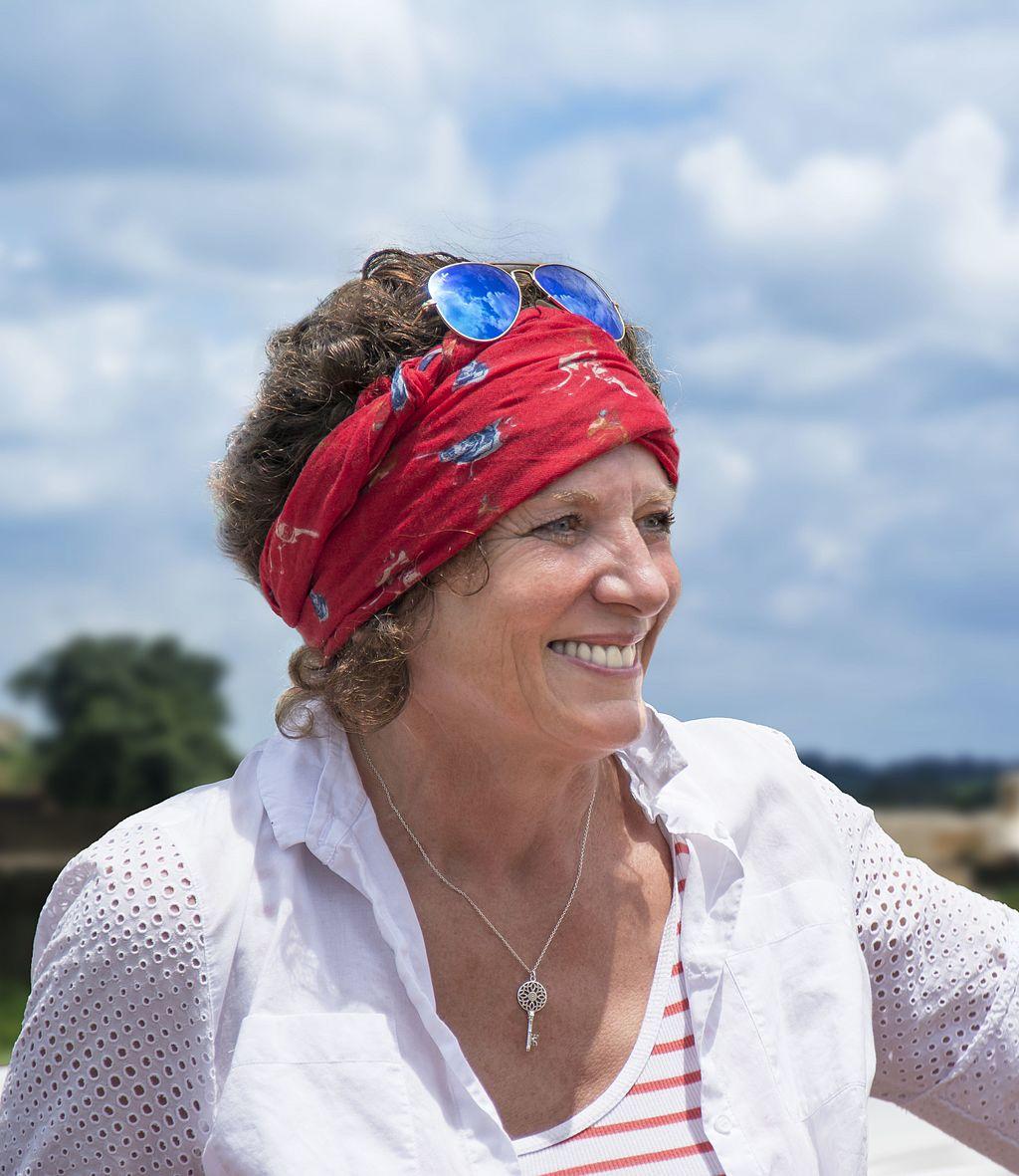 Margaret Trudeau in 2014
