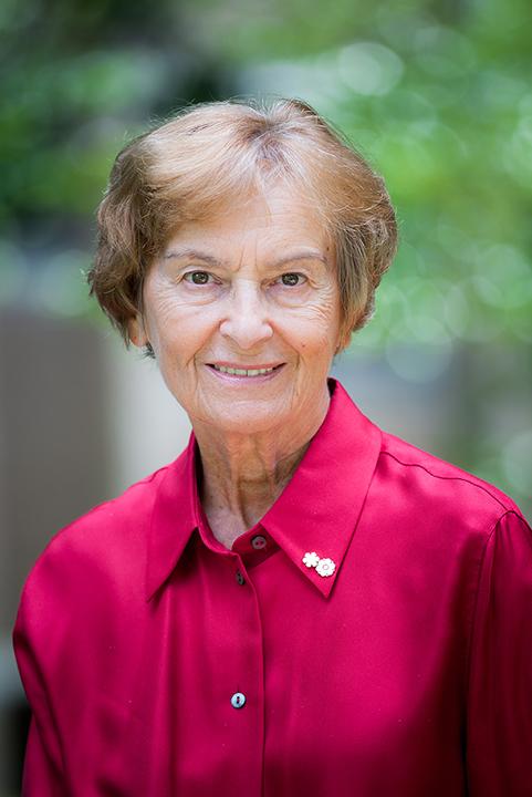 Portrait photographique de Martha Salcudean