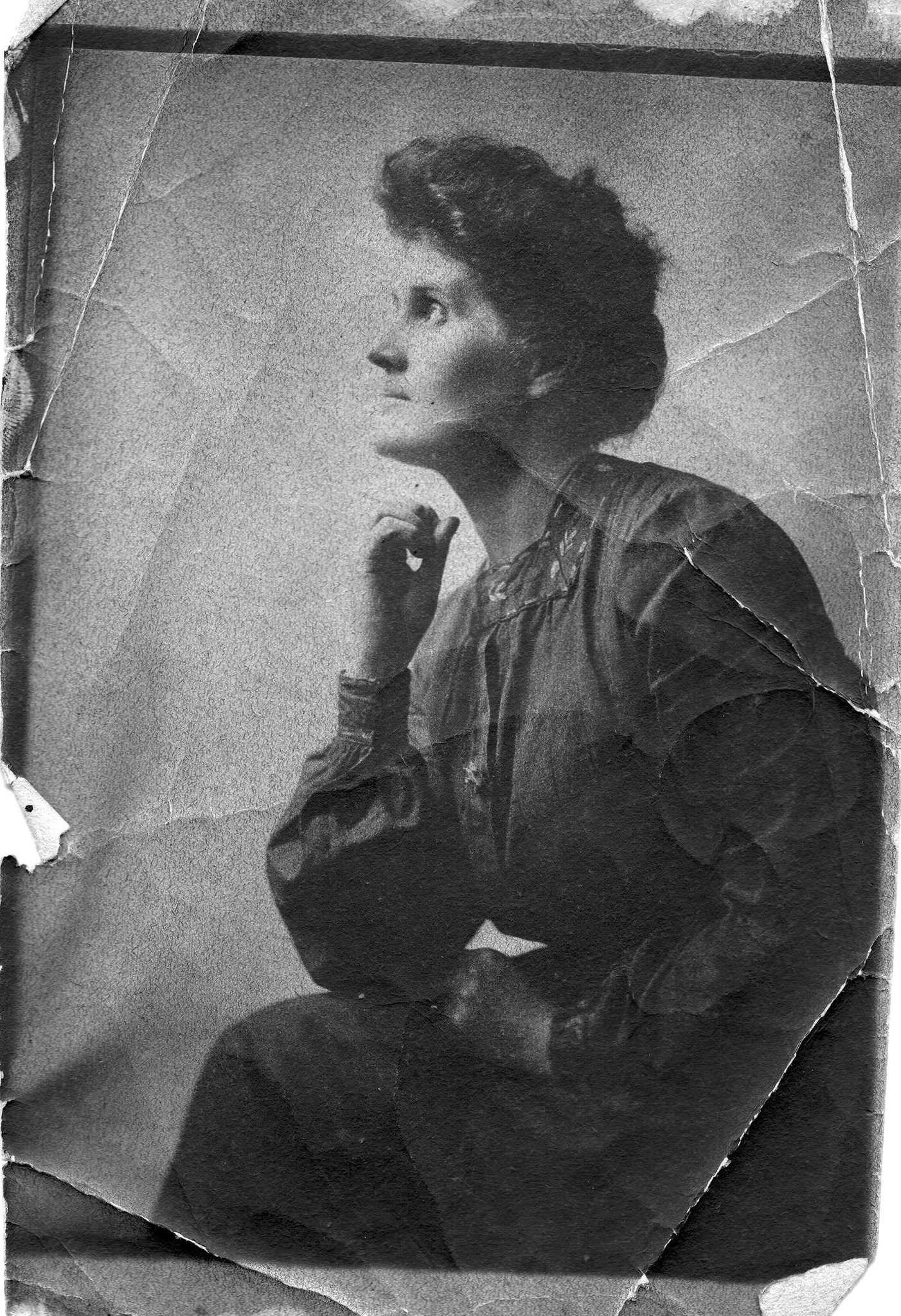 Mary Riter Hamilton