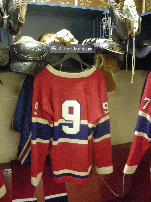 Canadiens de Montréal au Temple de la renommée du hockey