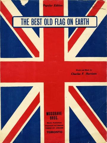 The Best Old Flag on Earth