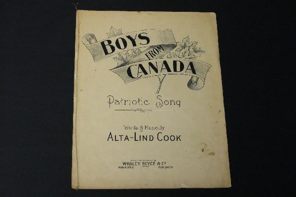 Boys from Canada