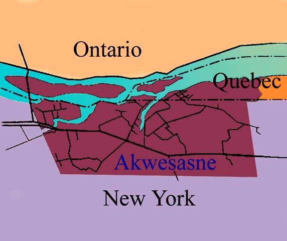 akwesasne-territory