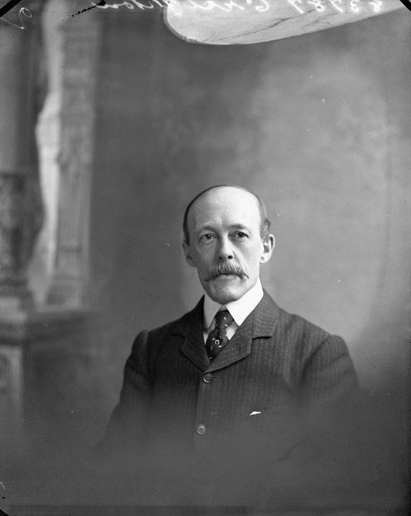 James George Aylwin Creighton