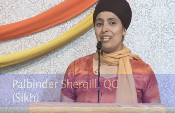 Palbinder Kaur Shergill