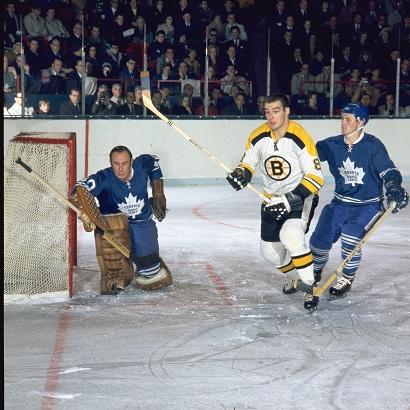 Bruins vs. Leafs 1968-69