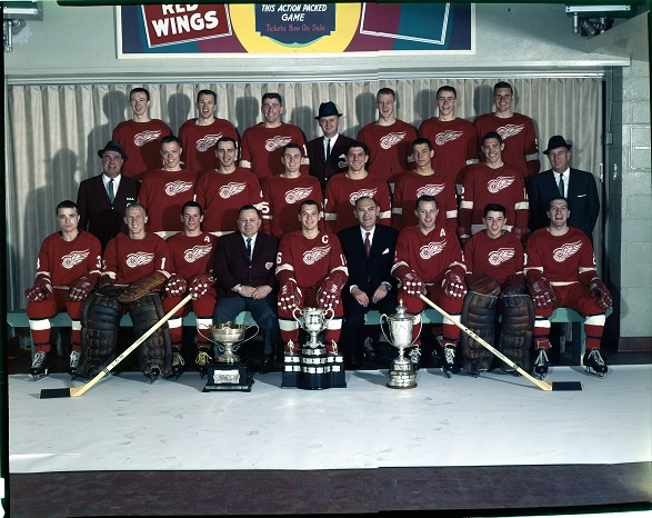 Hamilton Red Wings 1962