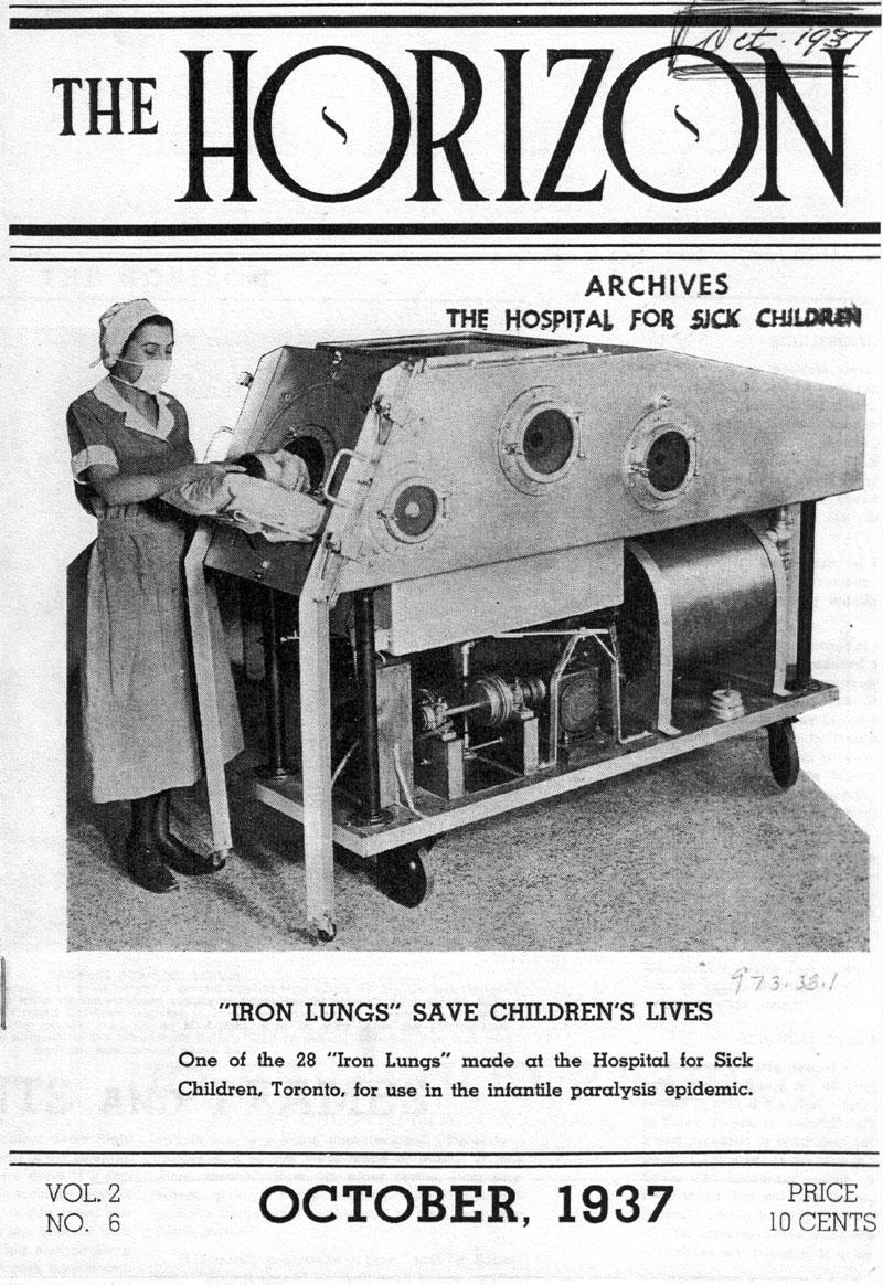 Poumon d'acier