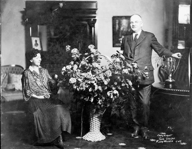 Monsieur et madame George Howard Ferguson